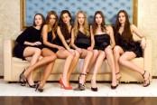 女性を集める